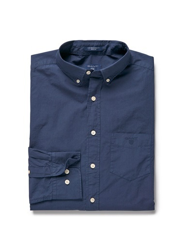 Gant Regular Gömlek Lacivert